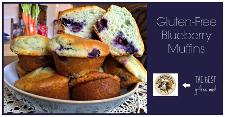 Wordless Wednesday: Gluten-Free Muffins